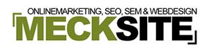 Mecksite Onlinemarketing, SEO, SEM, Webdesign Frankfurt und Darmstadt