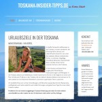 Toskana SEO Website