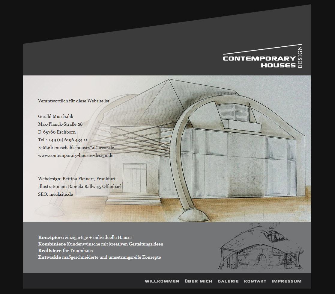 Design Contemporary Houses